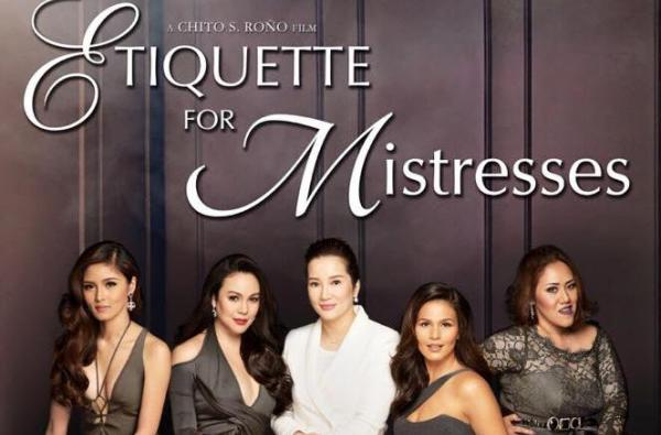 Etiquette For Mistresses grosses 63 million on its first week run