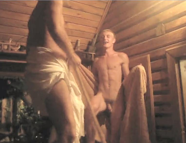 Boys In Sauna