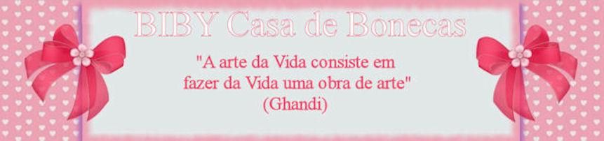 BIBY CASA DE BONECAS