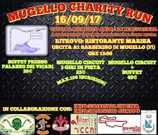 16/09/17  MUGELLO CHARITY RUN