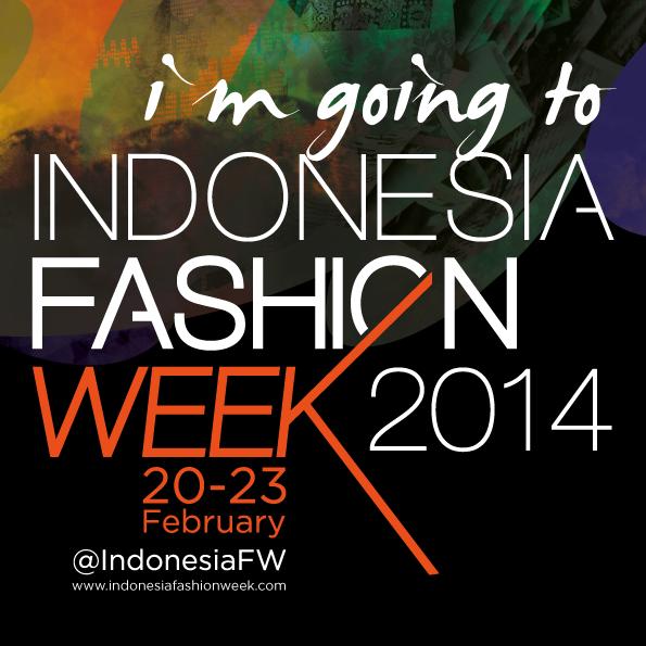 I'm #GoingTo #IndonesiaFashionWeek 2014