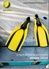 Catálogo Apartplaya 2014