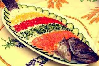 resep lapu lapu salad ikan
