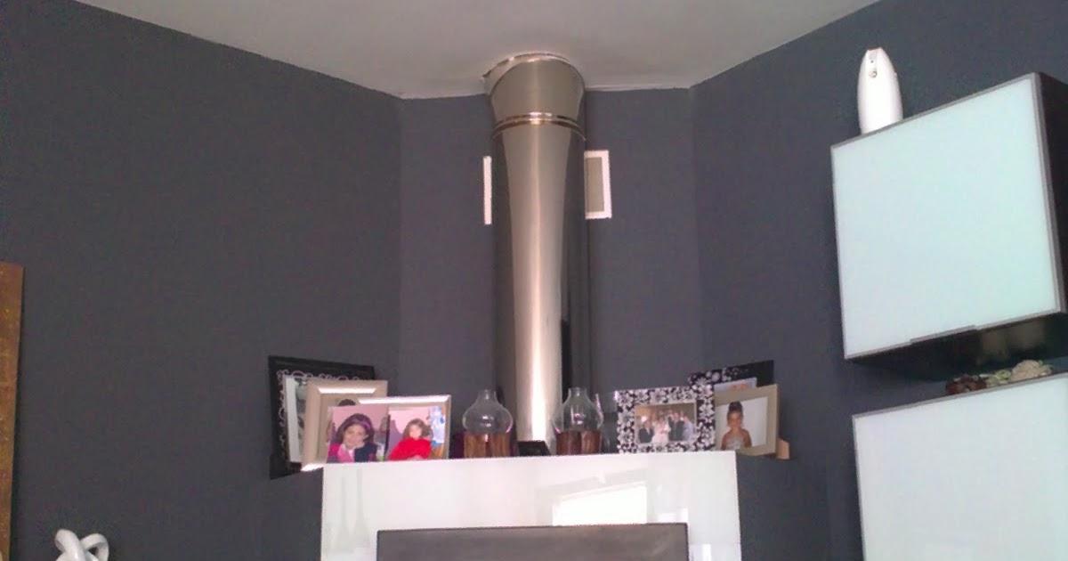 T preguntas ideas decorativas para tubo de la chimenea - Fotos de chimeneas decorativas ...