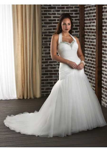 new plus size wedding dress