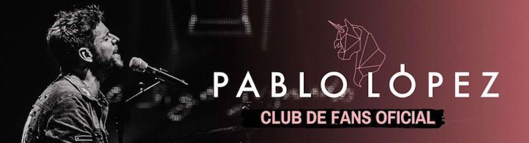 Club de fans oficial de Pablo López
