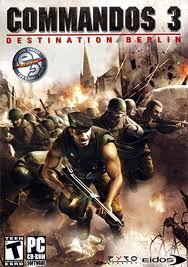 لعبة كوماندوز Commandos