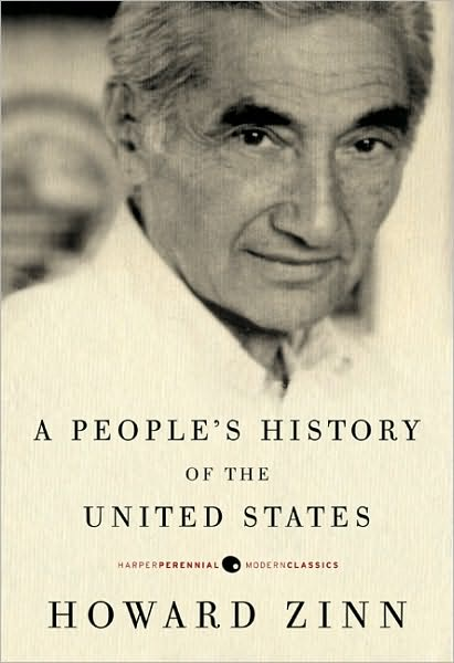 """howard zinn drawing the color line Howard zinn's 776 page tome, which after selling more than a million copies, has   the first line of the communist manifesto provides the single-bullet theory of   the left when confronted with the imperialistic aggressions of """"people of color."""