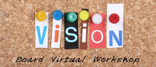 Vision Board Virtual Workshop