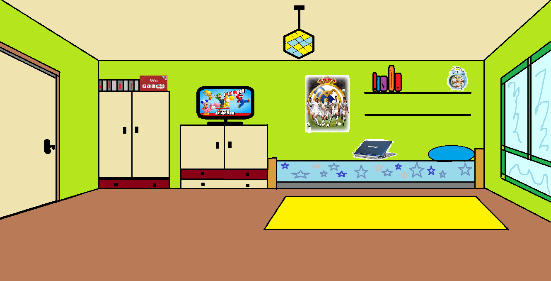 Habitacion dibujo images galleries for Dibujos para el techo de mi cuarto