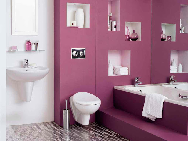 Bathroom Shelving Ideas