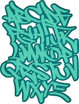 Graffiti Letters A-Z