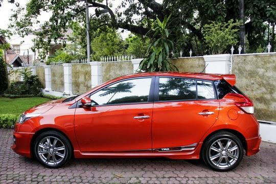 Harga Mobil Toyota Yaris Terbaru di Mojokerto