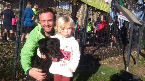 Parkrun with my dog