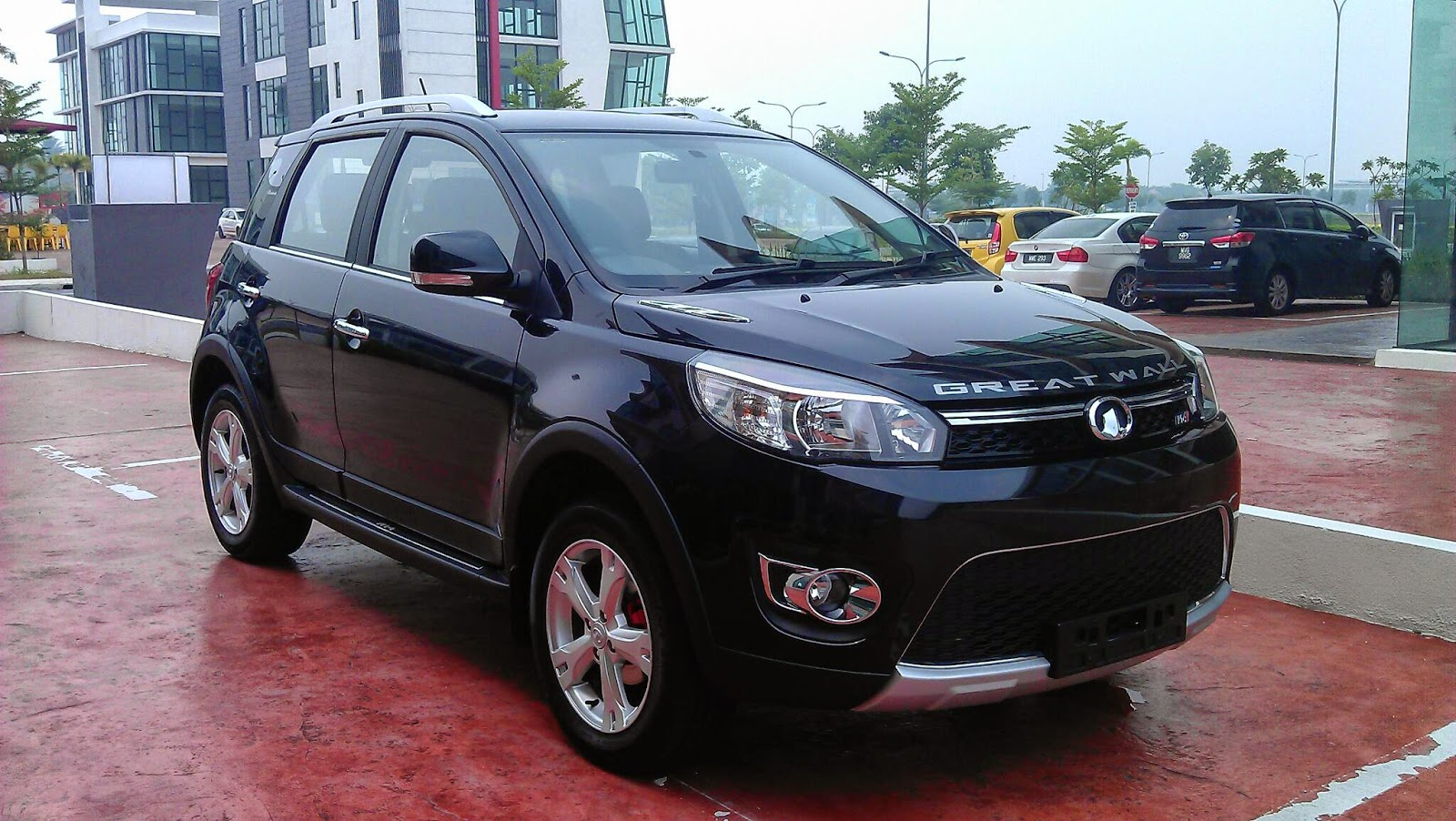 Motoring Malaysia The Great Wall M4 Chunky Looks Amp Eev Tax Break Status Equals To