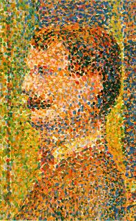 La Parade - Georges Seurat (pintura)