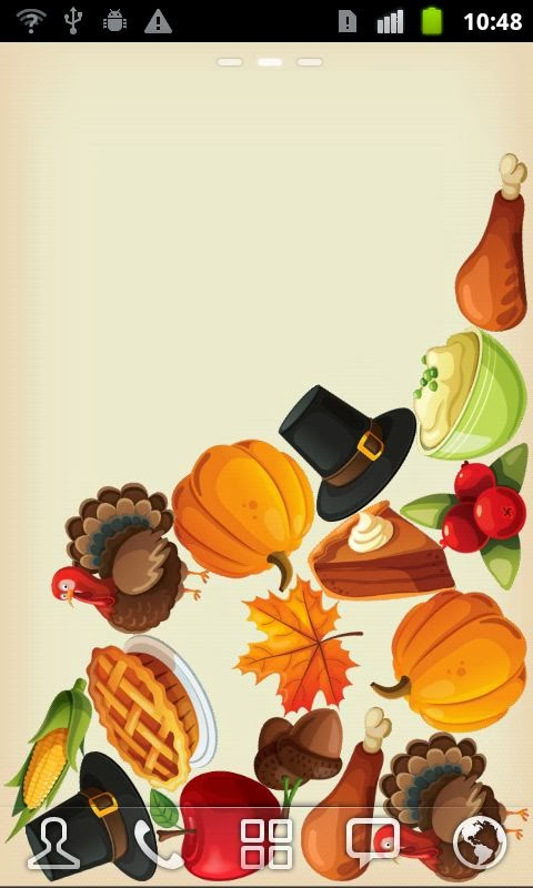 Free beautiful Thanksgiving Wallpaper For Android