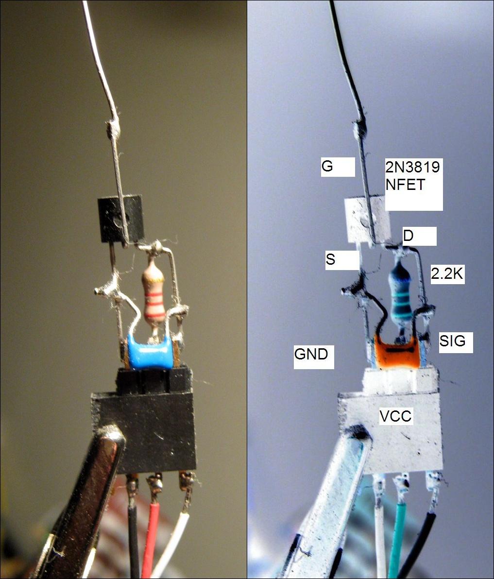 Jmd Paranormal Investigation 2012 Metal Detector Circuit Diagram 6 Basiccircuit Static Field Basic