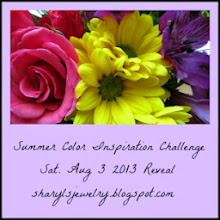 Summer Color Inspiration Challenge AUG 2013