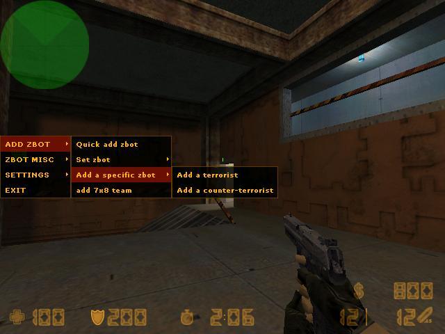 bot counter strike:
