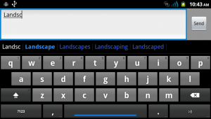 HTC Keyboard Update 2