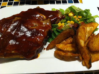 Braised Pork Ribs from Mucho Modern Mexican @ Plaza Singapura
