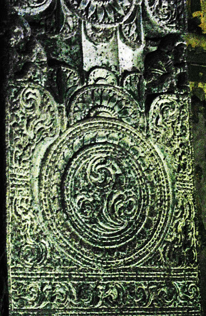 ajanta designs on pillars
