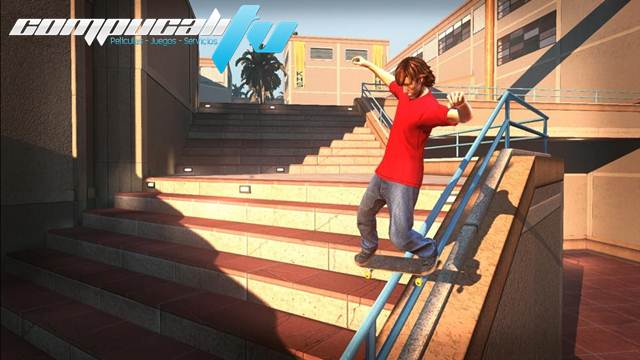 Tony Hawk's Pro Skater PC HD Imagenes