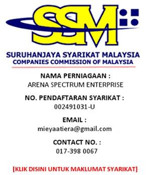 Maklumat Perniagaan (002491031-U)