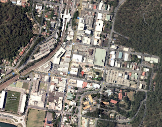 Gosford City Library Map