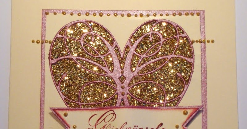 Claudias Karteria: Glückwunsch zur Hochzeit