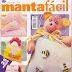 Revistas: 2 en 1 - Manta Facil y Fieltro Facil (super completas!)