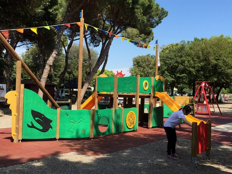 Parco giochi Livorno