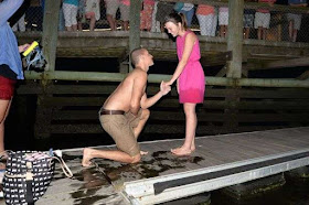 pro Photos: Marriage Proposal Goes Horribly Wrong After Ring Slipped And Fell Into The Ocean Entertainment