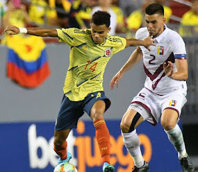Colombia empató con Venezuela sin goles en amistoso de prueba