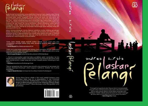 sinopsis novel di cover belakang