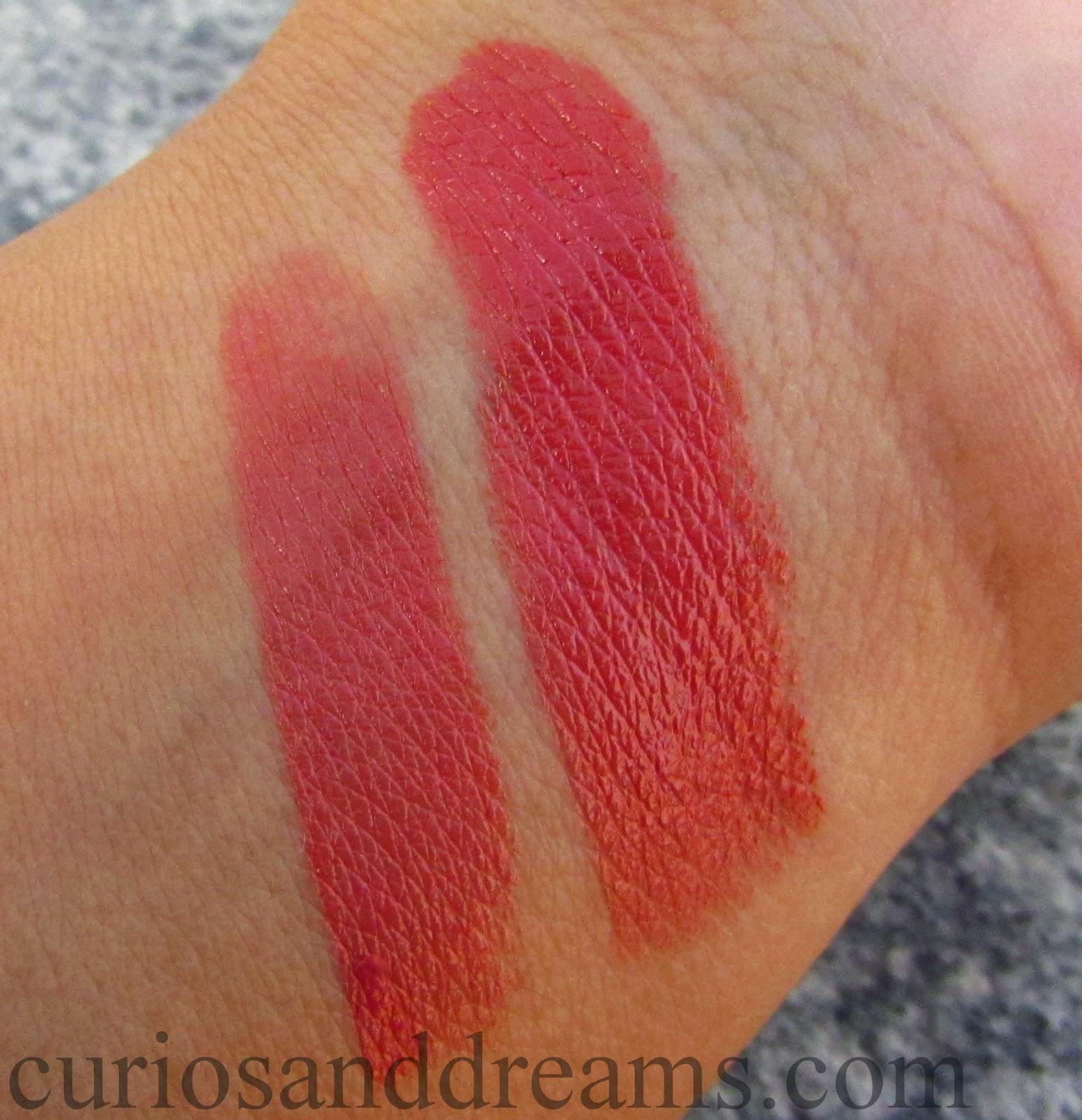 Colorbar Nude Coral lipstick, Colorbar Nude Coral lipstick review, Colorbar Nude Coral lipstick swatch