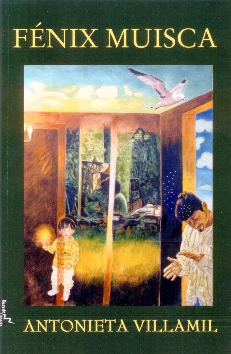 libro FÉNIX MUISCA