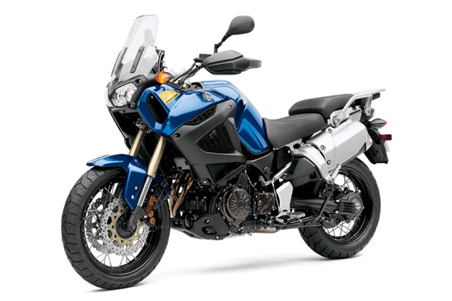 New Yamaha Super Tenere Photos