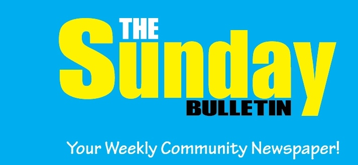 The Sunday Bulletin Features