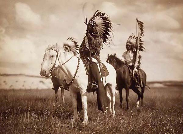ABOUT THE SIOUX TRIBES