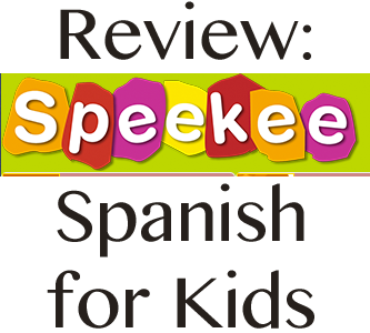 Website that teaches children Spanish