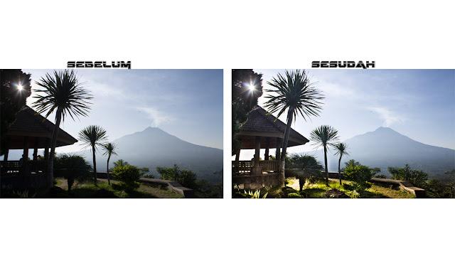 Cara Edit Gambar Landscape Agar Lebih Hidup dan Menarik untuk Dilihat