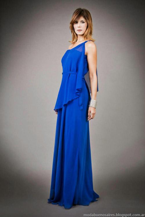 Verónica Far vestidos moda invierno 2013