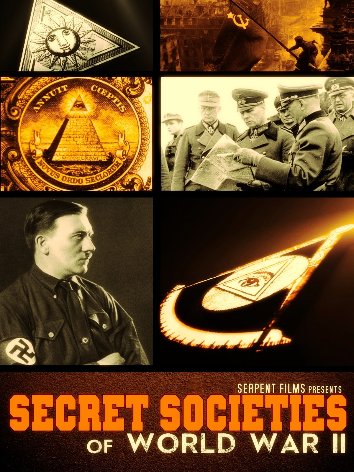 http://serpentfilms.blogspot.co.uk/p/secret-societies-of-wwii.html