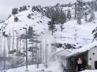 Snow In Nif, Fethiye, Turkey