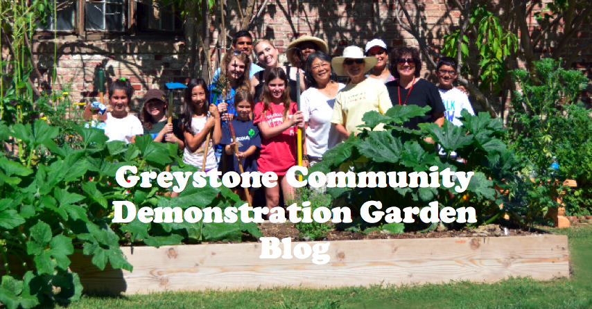 Greystone Community Demonstration Garden