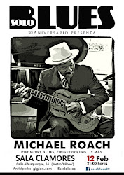 MICHAEL ROACH - Piedmont Blues
