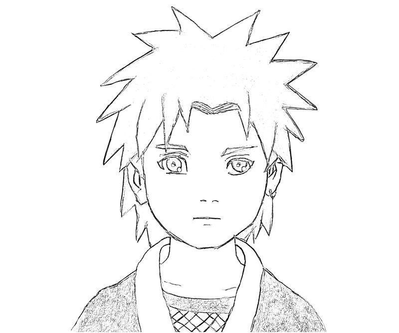 printable-naruto-yahiko-sketch-coloring-pages