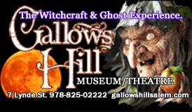 Gallows Hill Museum Salem Attraction_Halloween New England